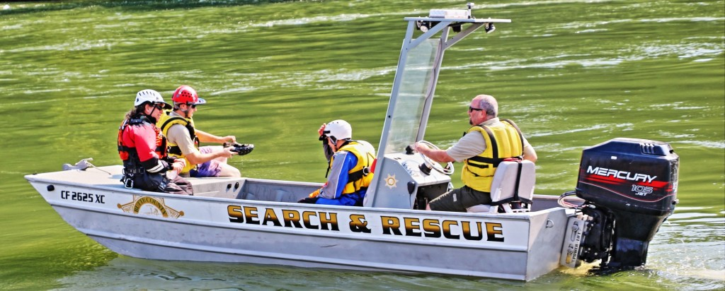 Joining the Team – Butte County Sheriff Search and Rescue