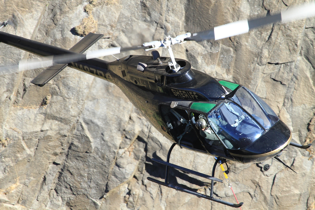 Butte County Sheriff's Search and Rescue - H1