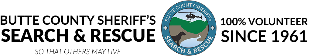 Butte County Sheriff Search and Rescue