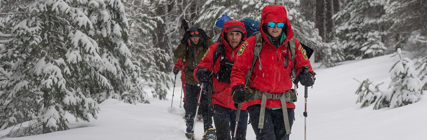 Winter & Mountain Rescue