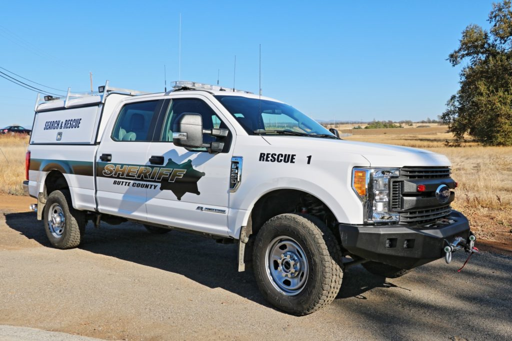 Butte County Sheriff's Search and Rescue - Rescue One