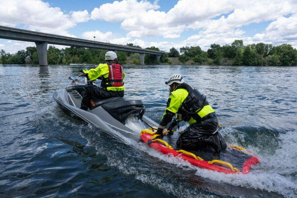 Butte County Sheriff's Search and Rescue - Personal Watercraft