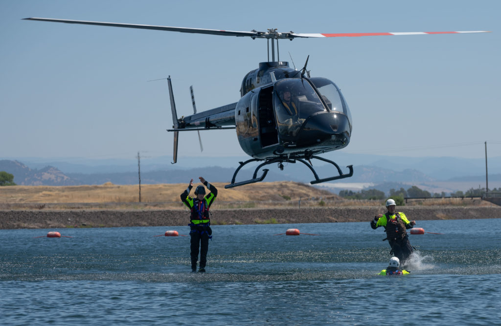 Ten Ten Exercise - Butte County Sheriff's Search and Rescue