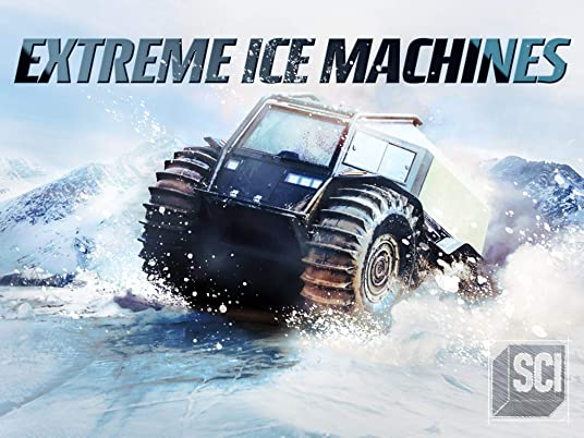 Extreme Ice Machines Logo